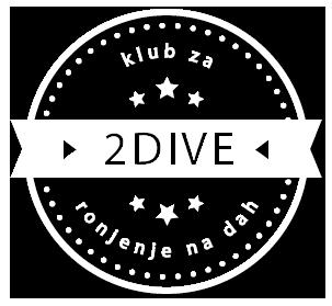 2dive - klub za ronjenje na dah